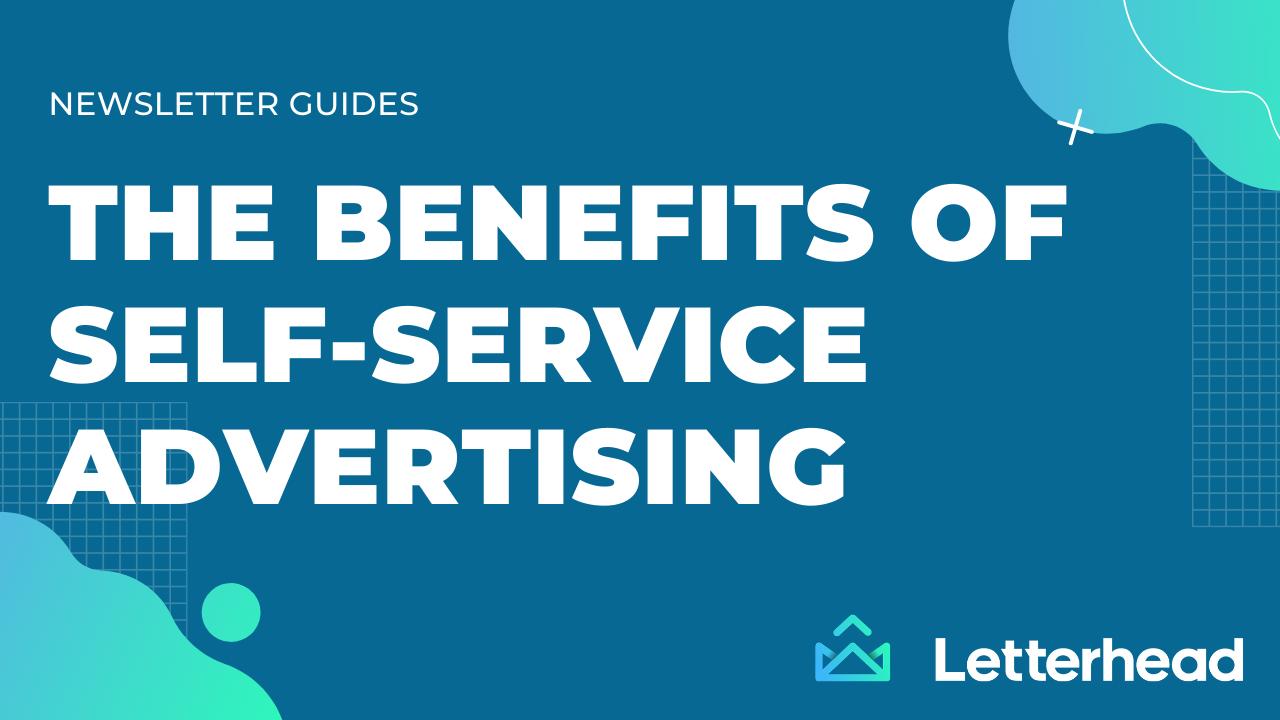 benefits of newsletter advertising banner image