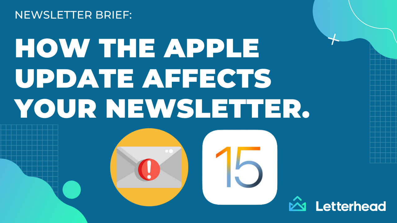 how ios15 affects email banner image